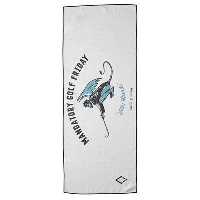 The Idle Golf Towel