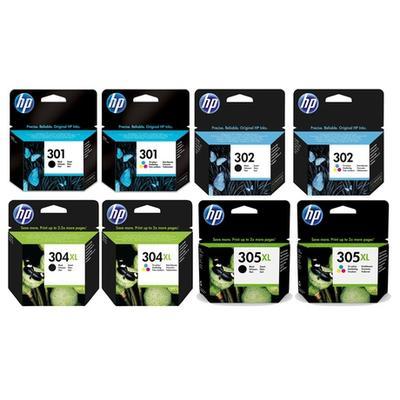 Tintenpatrone: HP 304XL /Color