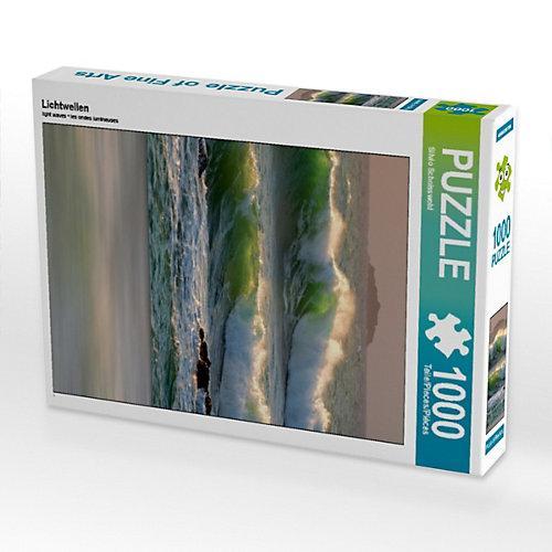 Lichtwellen Foto-Puzzle Bild von photoplace Puzzle