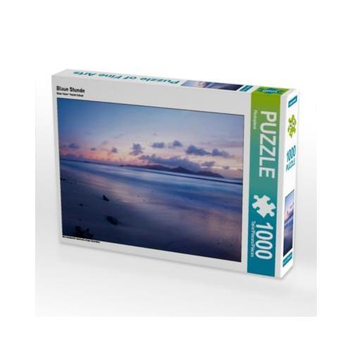 Blaue Stunde Foto-Puzzle Bild von photoplace Puzzle