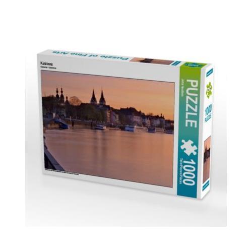 Koblenz Foto-Puzzle Bild von Jutta Heußlein Puzzle