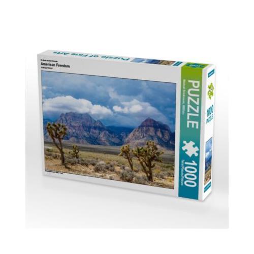 American Freedom Foto-Puzzle Bild von MIBfoto Puzzle