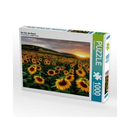 Der Herr der Sonne Foto-Puzzle Bild von Steffen Gierok ; Magik Artist Design Puzzle