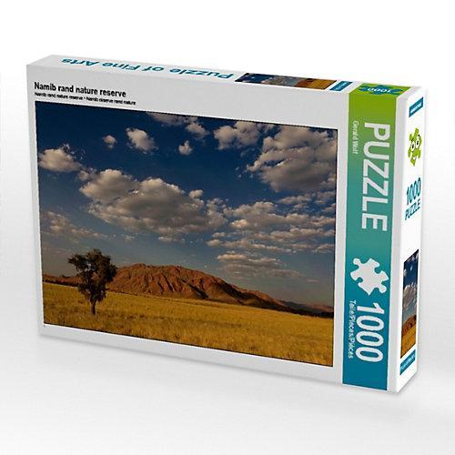 Namib rand nature reserve Foto-Puzzle Bild von Gerald Wolf Puzzle