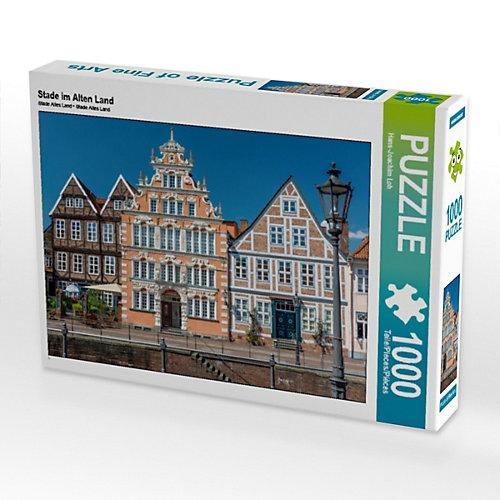 Stade im Alten Land Foto-Puzzle Bild von Hans-Joachim Loh Puzzle