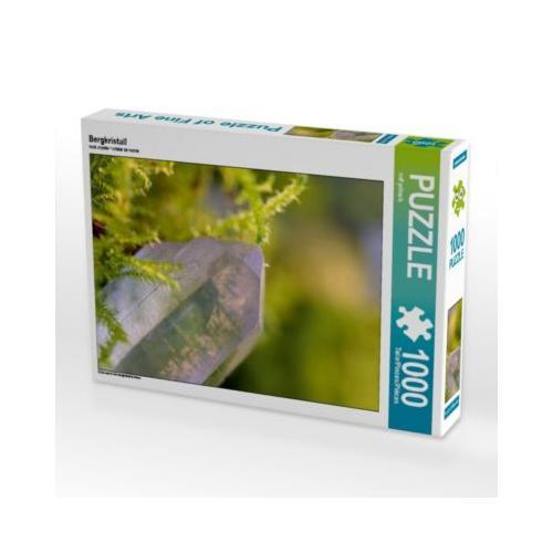 Bergkristall Foto-Puzzle Bild von ropo13 Puzzle