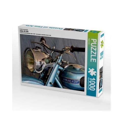 Adler M 200 Foto-Puzzle Bild von Ingo Laue Puzzle