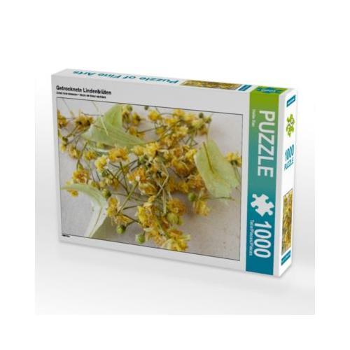 Getrocknete Lindenblüten Foto-Puzzle Bild von Heike Rau Puzzle
