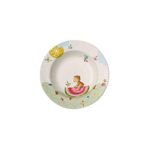 HUNGRY AS A BEAR Kindergeschirr-Set mit Löffel Kindergeschirrsets bunt