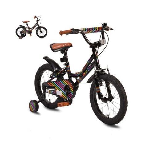 Kinderfahrrad Little Princess Fahrräder schwarz