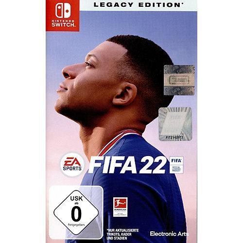 Nintendo Switch Nintendo Switch FIFA 22 - LEGACY EDITION