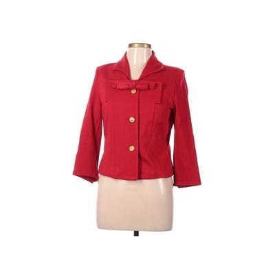 CAbi Jacket: Red Solid Jackets &...