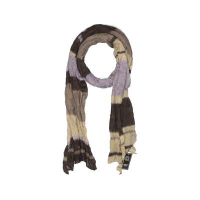 R Fashion Apparel Scarf: Tan Stripes Accessories