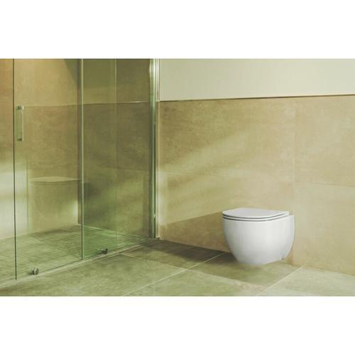 Alphabad - Taharet Dusch WC inkl. Armatur und Soft-Close Sitz