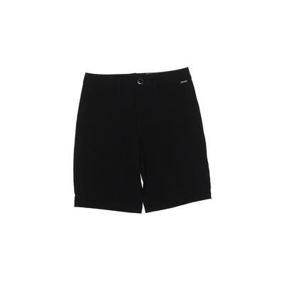 Volcom Shorts: Black Solid Bottoms - Size 26