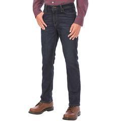 Member's Mark Men's Straight Fit Jeans Dark Wash 36x34