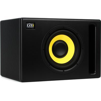 KRK S8.4 8 inch Powered Studio Subwoofer