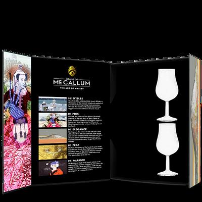 Art of whisky Coffret 2 verres (...