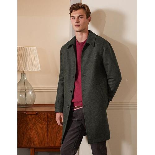 Boden Eldon mantel aus britischem tweed dgr