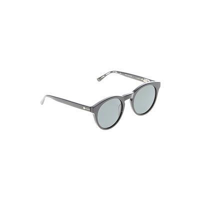 Crap Eyewear Sunglasses: Black Solid Accessories