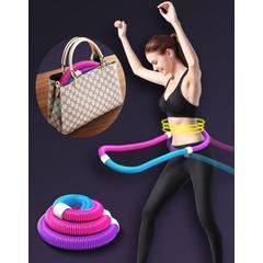 Cerceau souple de Sport, équipement de Fitness, cercle de Fitness, perte de poids, musculation à