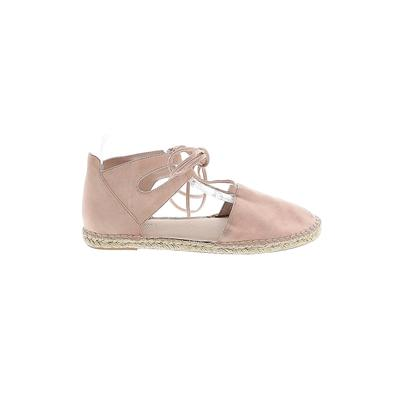 Kenneth Cole New York Sandals: Pink Solid Shoes - Size 9 1/2