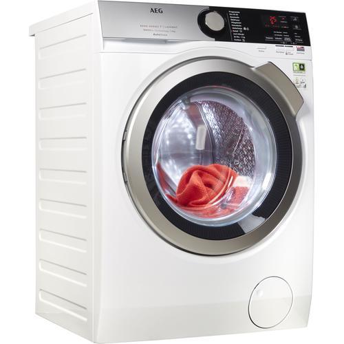 AEG Waschmaschine, L8FED70690, 9 kg, 1600 U/min A (A bis G) weiß Waschmaschine Waschmaschinen Haushaltsgeräte