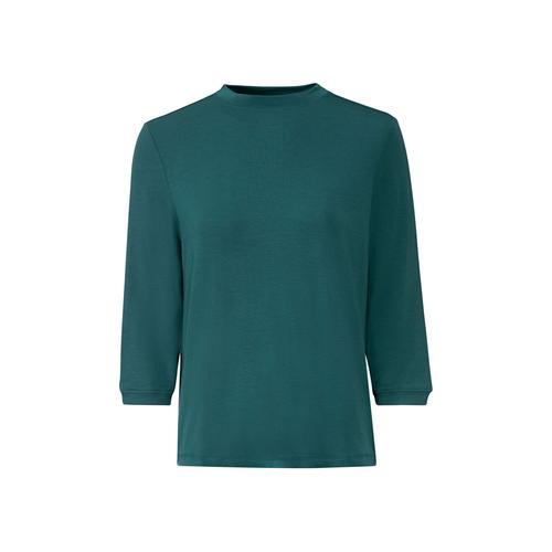 ESMARA® Damen Shirt, petrol, L(44/46) (L(44/46), petrol)
