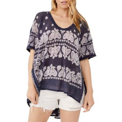 Free People Cool Combo No Matter What Top