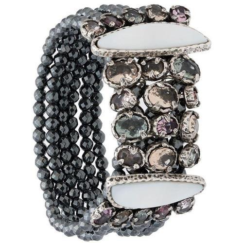 Camila Klein Armband mit Kristallen