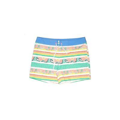 Roxy Girl Board Shorts: Green Bottoms - Size Large