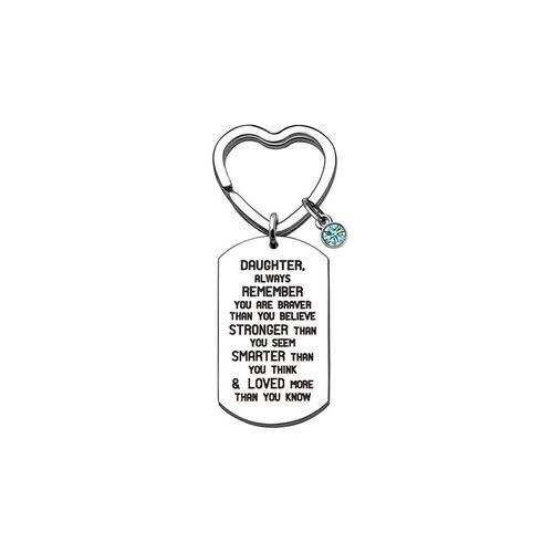 Herz-Schlüsselanhänger: 2