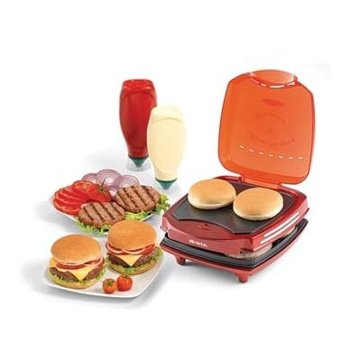 Machine à hamburgers 1400 W 185 ...