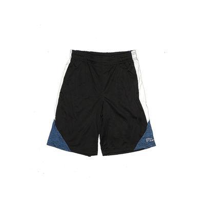 Fila Athletic Shorts: Black Colo...