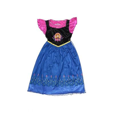 Disney Costume: Blue Accessories - Size 5Toddler
