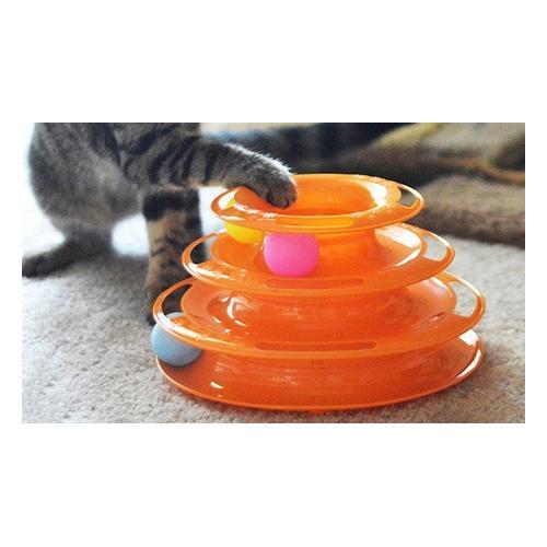 Interaktives Katzenspielzeug: 1