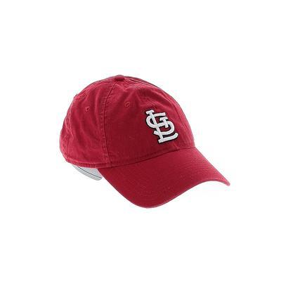 New Era Baseball Cap: Red Access...