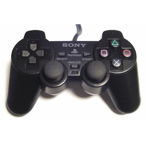 Sony PS2 DualShock 2 Controller black