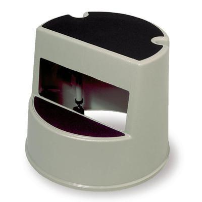 "Rubbermaid FG252300BEIG 16"" Stepstool - 350 lb Capacity, Plastic, Beige"