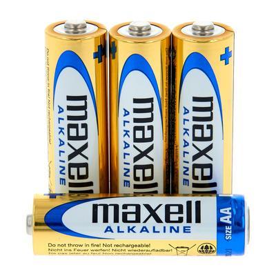 Maxell LR-6...