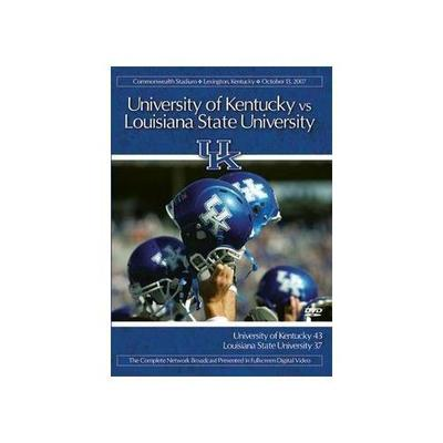 2007 Kentucky vs. LSU DVD