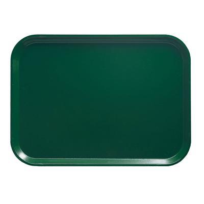 Cambro 46119 Fiberglass Camtray? Cafeteria Tray – 6″L x 4 1/4″W, Sherwood Green