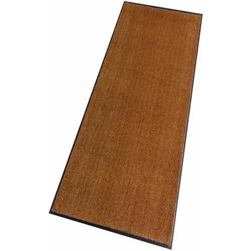 HANSE Home Läufer Deko Soft, rechteckig, 7 mm Höhe, Schmutzfangläufer, Schmutzfangteppich, Schmutzmatte, waschbar beige Teppichläufer Teppiche und Diele Flur