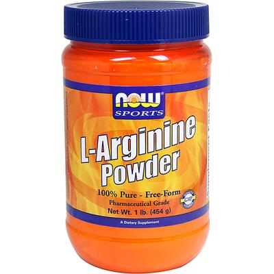 NOW Foods L-Arginine Powder-1 lb Powder
