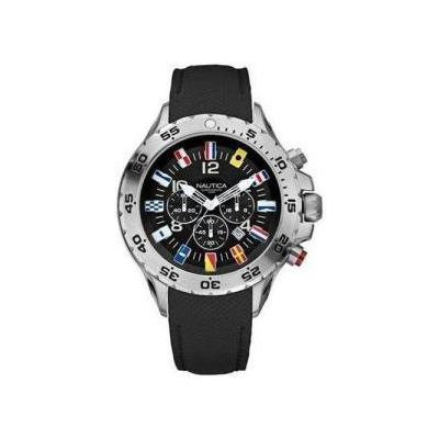 Nautica N16553g Nst Chrono Men's Watch