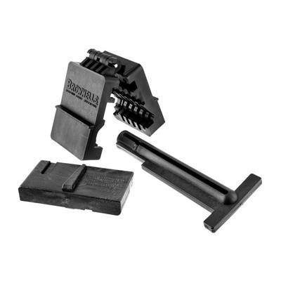 Brownells Ar-15/M16 Lower Receiver Vise Block - Ar-15/M16 Action Block & Lower Vise Block Set