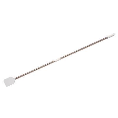 "Carlisle 4104000 72"" Spatula/Paddle - 6 1/2x9"" Stainless/Nylon"