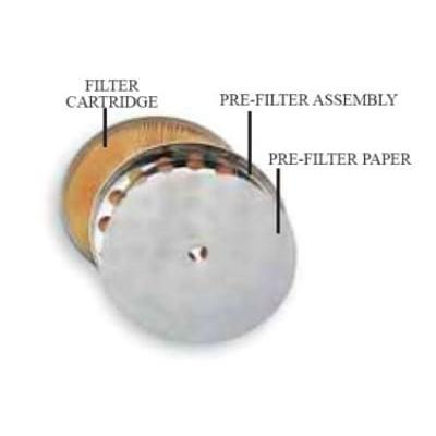 Cecilware Pro 20220 Disc Fryer Filter Paper