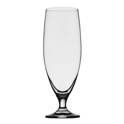 Stölzle Bierglas IMPERIAL, (Set, 6 tlg.), 6-teilig farblos Kristallgläser Gläser Glaswaren Haushaltswaren