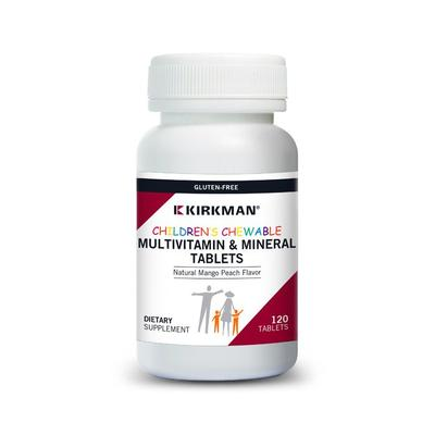 Kirkman Children's Formulas - Children's Chewable